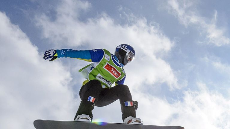 A Big Air event will be added to the Olympic snowboarding programme