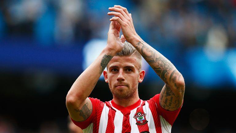 Toby Alderweireld enjoyed a successful loan at Southampton last season