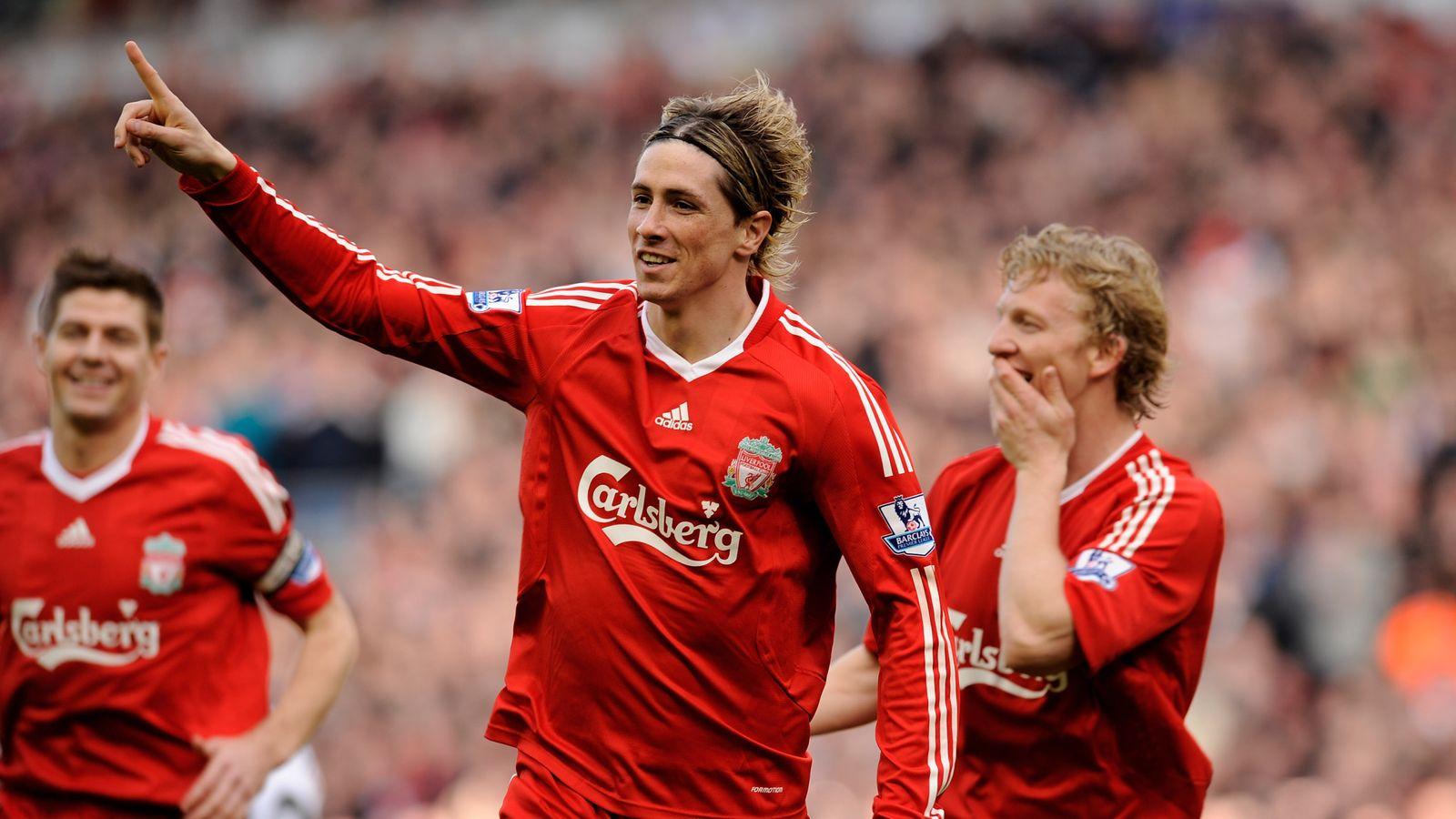 Fernando Torres to make Liverpool return in legends ...