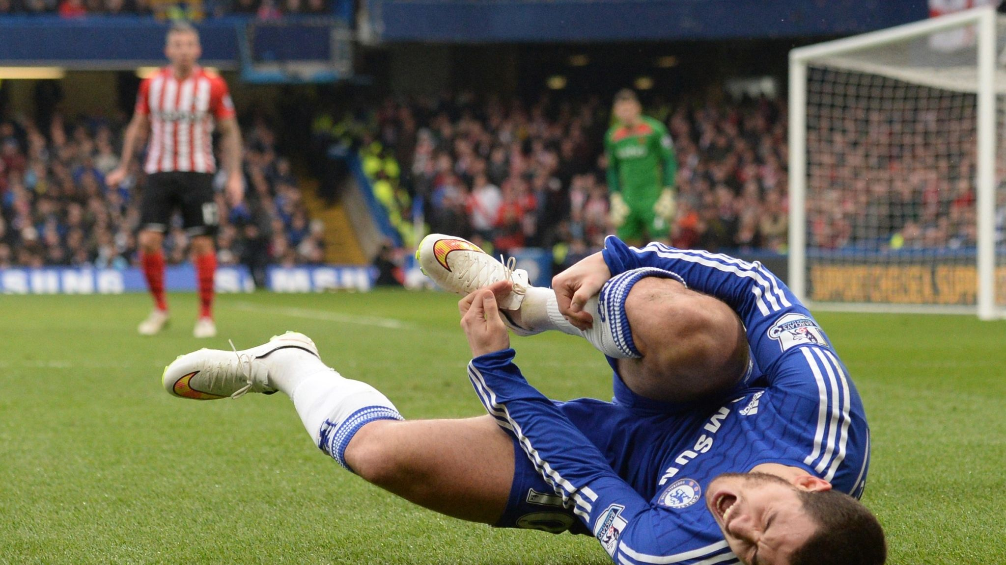 Eden Hazard already getting protection from referees, stats say