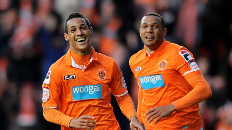 Blackpool brought the best out of Ince