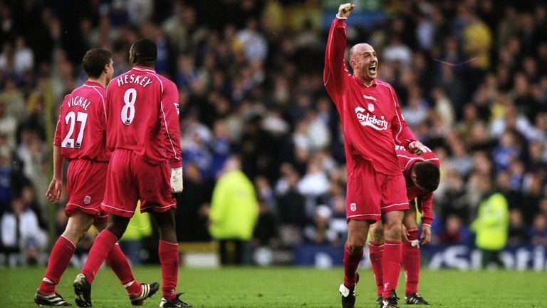 Does Liverpool's 2001 comeback win get your vote?