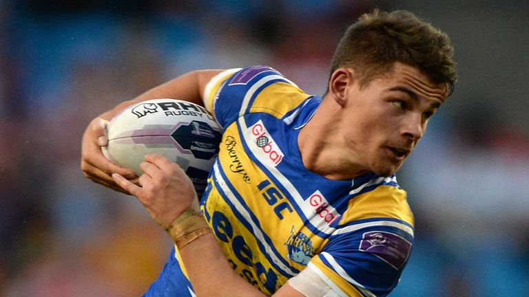 Stevie Ward faces a long recovery from knee surgery