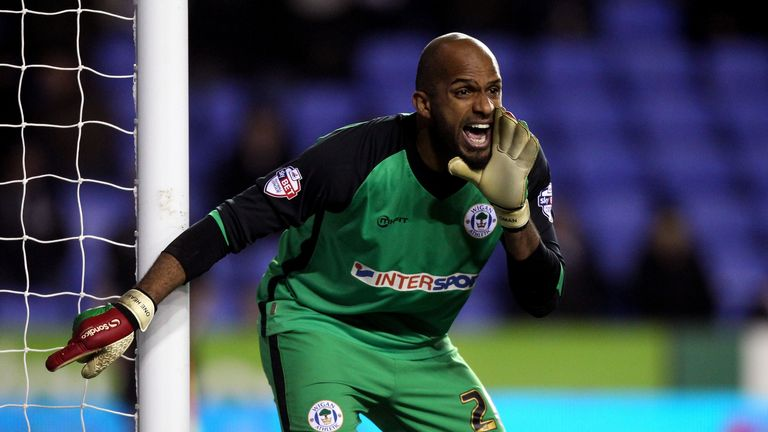 Ali Al-Habsi was Reading's Player of the Year last season