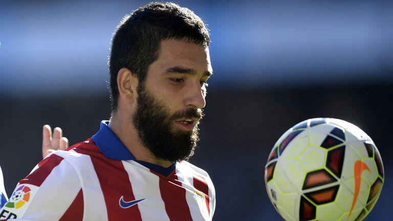 Arda Turan: Leaves Atletico for Barcelona
