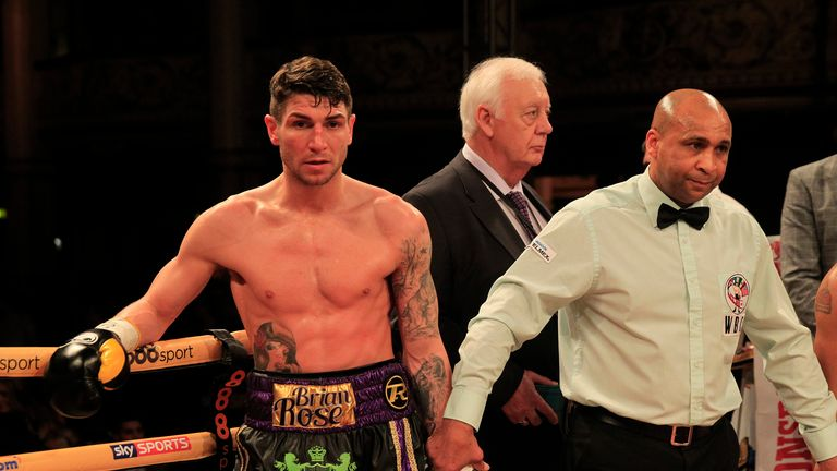 Brian Rose still hopes to land another world title shot (pic by Lawrence Lustig)