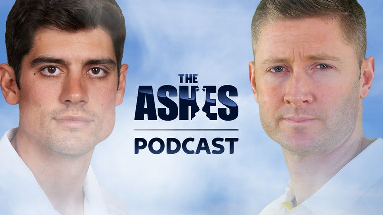 Listen to the Sky Cricket Podcast after each day's play in the Investec Ashes