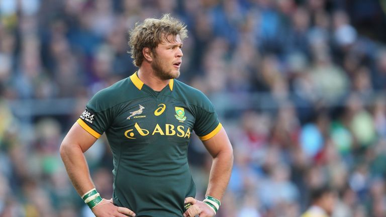 The return of Duane Vermeulen is a big boost for South Africa