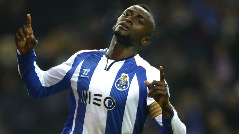 Jackson Martinez  scored an impressive 92 goals in 133 games for FC Porto