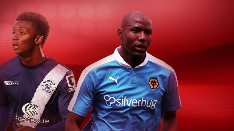 Birmingham's Demarai Gray and Wolves' Benik Afobe feature in our Football League players to watch