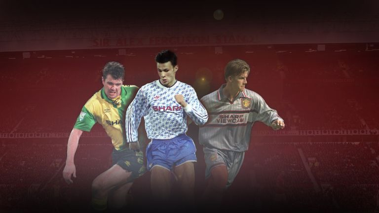 promo code d9a24 c8f93 Manchester United kits from the past 25 years | Football ...