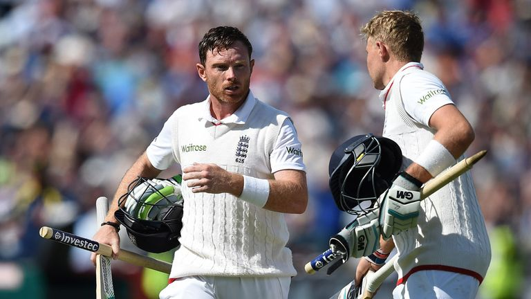 Ian Bell and Root secured England's Edgbaston win