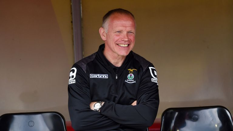 Inverness manager John Hughes has been busy on Deadline Day