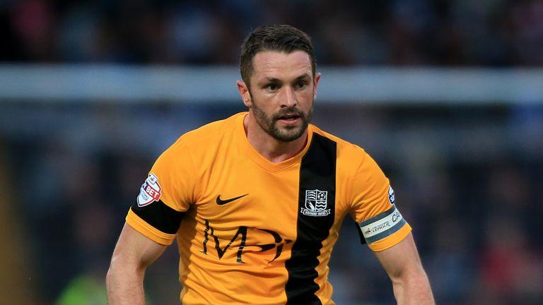 John White scored a rare goal for Southend