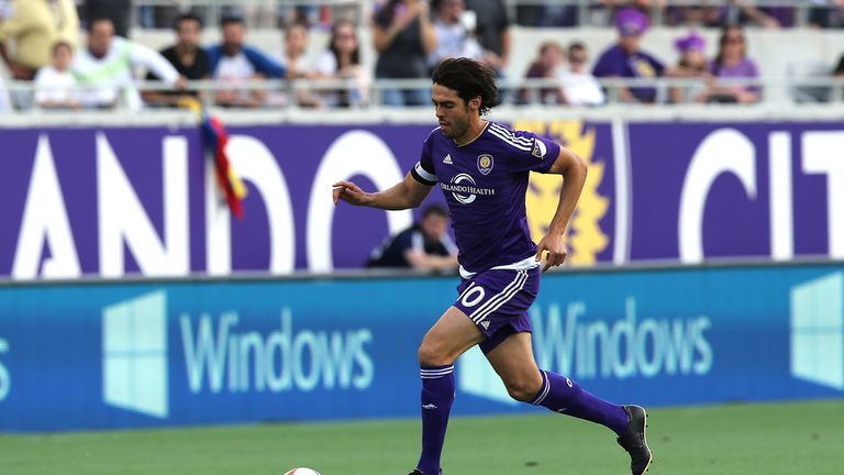 Kaka is the highest earner in the MLS