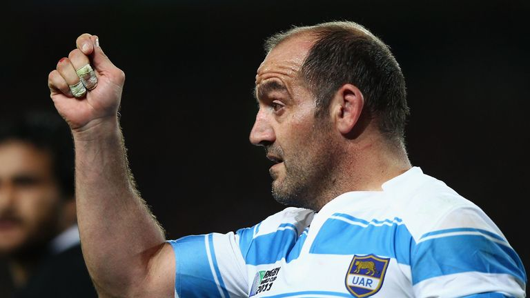 Mario Ledesma was named as Argentina head coach earlier this month