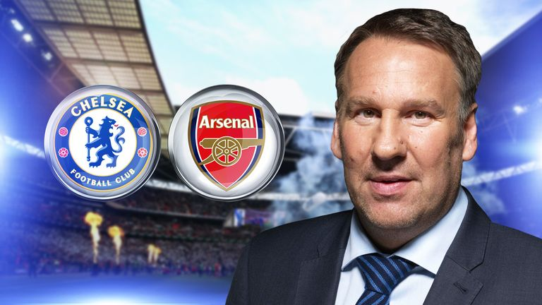Paul Merson predicts Arsenal will beat Chelsea in the Community Shield