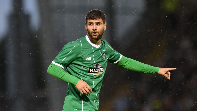 Nadir Ciftci has not gotten off to a fast start with Celtic