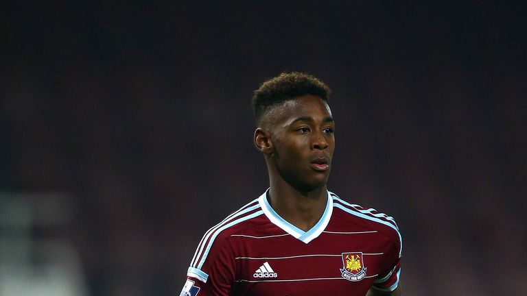 Teenager Reece Oxford became the club's youngest ever player after turning out for them against Lusitans