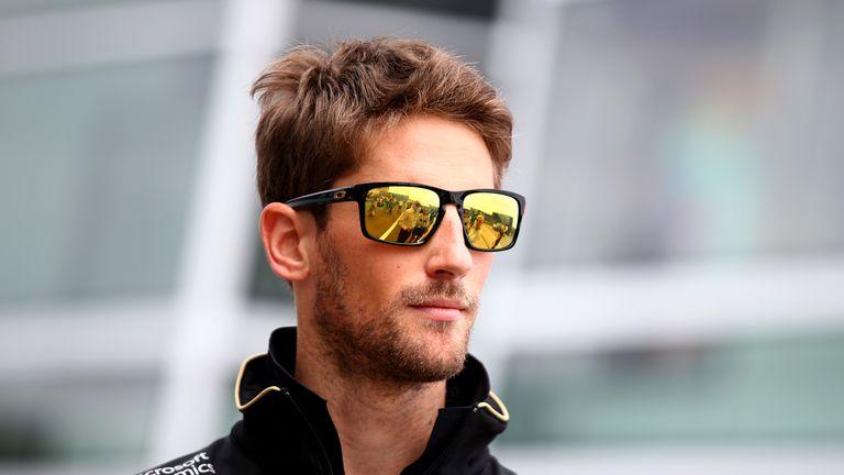 Romain Grosjean says he spoke to Ferrari about possibility of 2016 drive