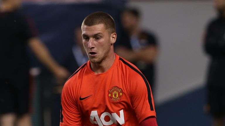 Man United's Sam Johnstone will spend most of January with Preston