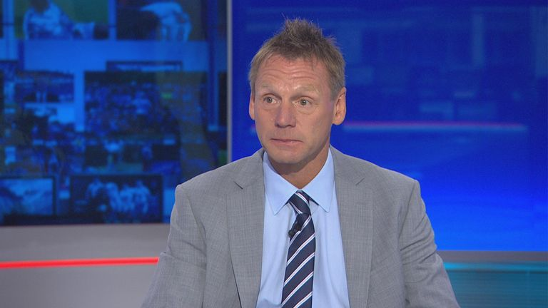 Pearce has been working as a pundit for Sky Sports