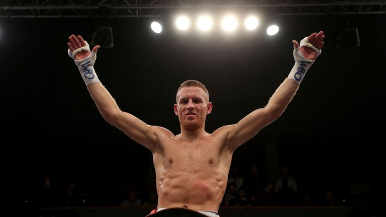 Terry Flanagan fights Jose Zepeda for world title