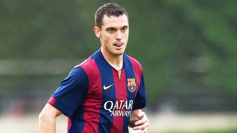 Thomas Vermaelen has been dogged by injury since he joined Barcelona in 2014