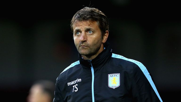 Tim Sherwood: Pleased to have brought in more firepower