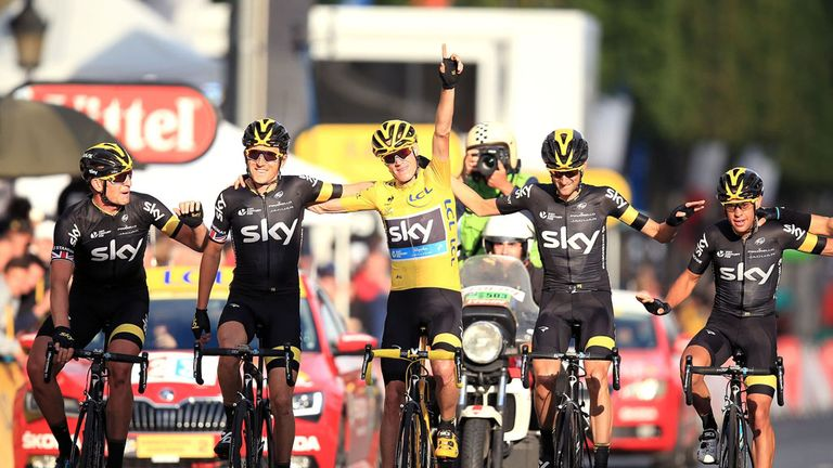 c0db64767 Chris Froome is gunning for a third Tour triumph this summer