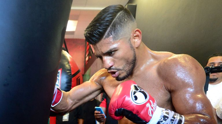 Abner Mares says bout with Leo Santa Cruz will be Fight of the Year
