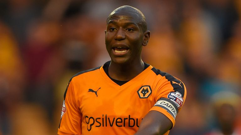 Benik Afobe has joined Bournemouth from Wolves