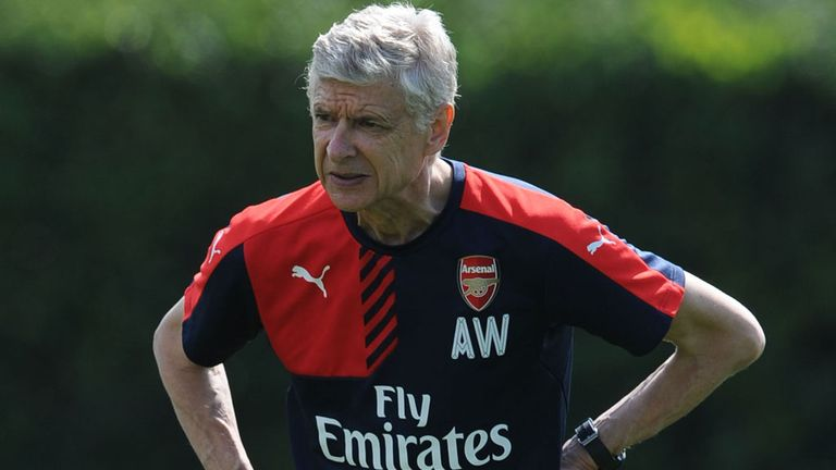 Arsene Wenger believes more needs to be done to help young English players breakthrough at Premier League clubs