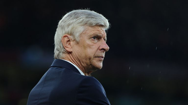 Wenger's former players have struggled to replicate his achievements