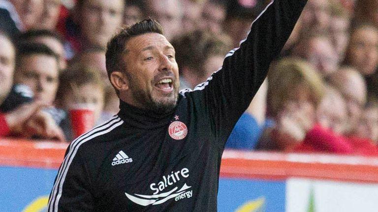 Aberdeen chairman Stuart Milne praised manager Derek McInnes