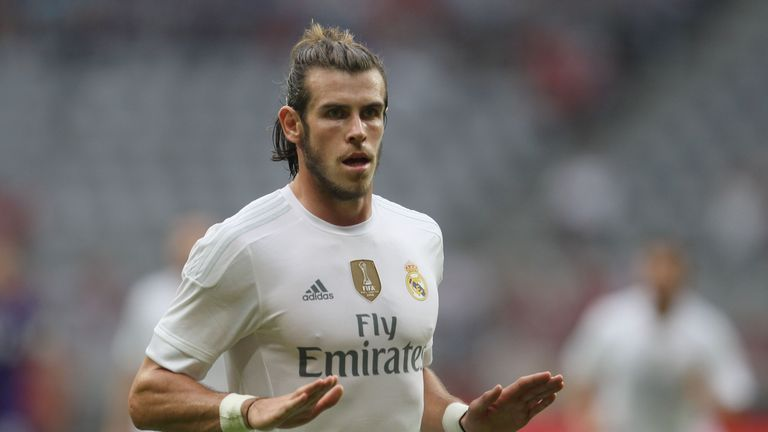 Gareth Bale is expected to stay at Real Madrid despite Man Utd interest
