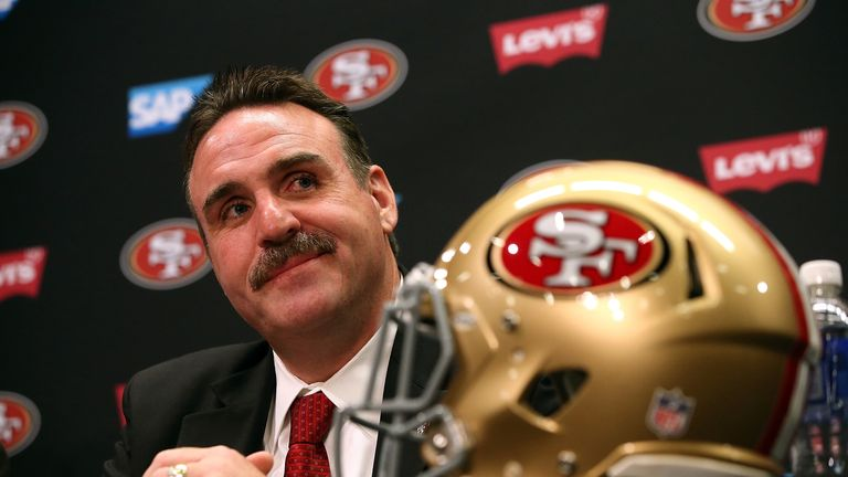 Jim Tomsula says the 49ers will help Smith despite his release