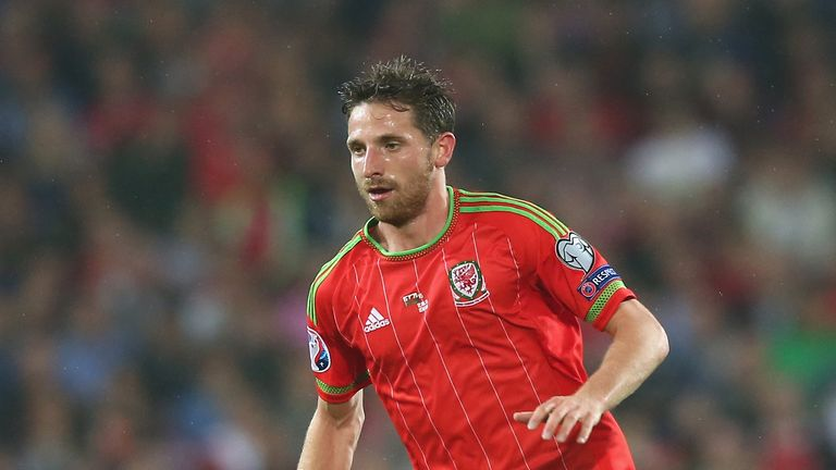 Allen is hoping to cement his place in the Wales team ahead of Euro 2016