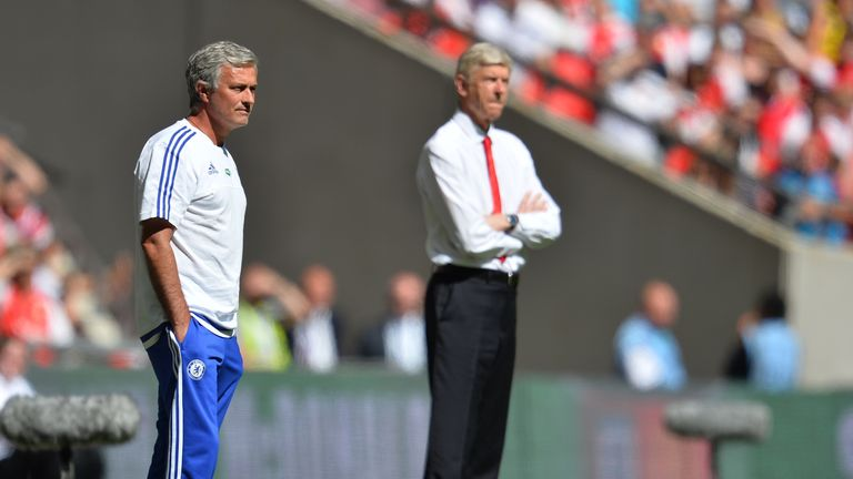 Wenger And Mourinho Both To Blame In Row, Says Ray Parlour