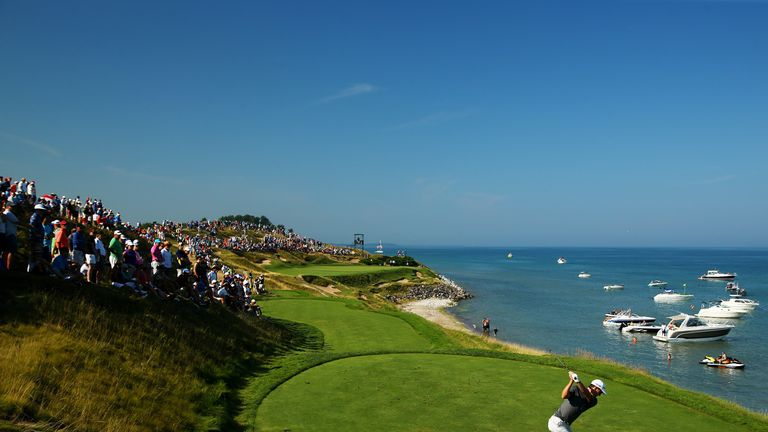 Justin Rose is 12 under par going into the final day of the PGA Championship at Whistling Straits