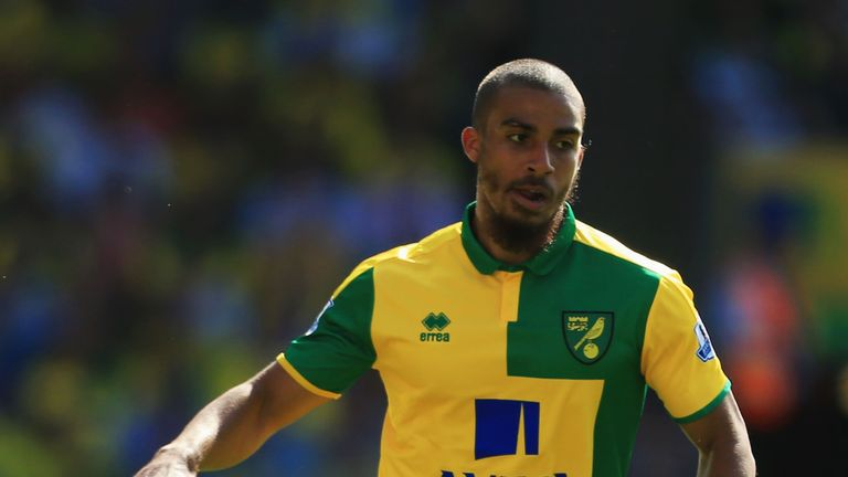 Lewis Grabban has left Norwich to return to Bournemouth