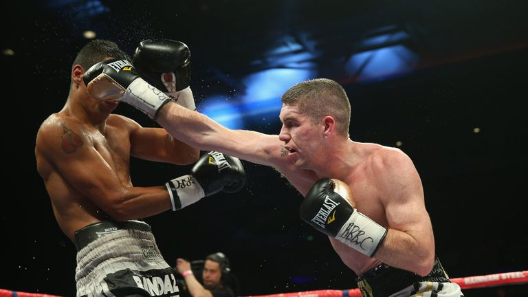 Liam Smith is not worried what opponent is put in front of him