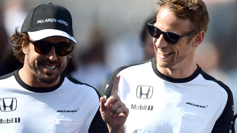 Alonso and Button have endured trying 2015 seasons at McLaren
