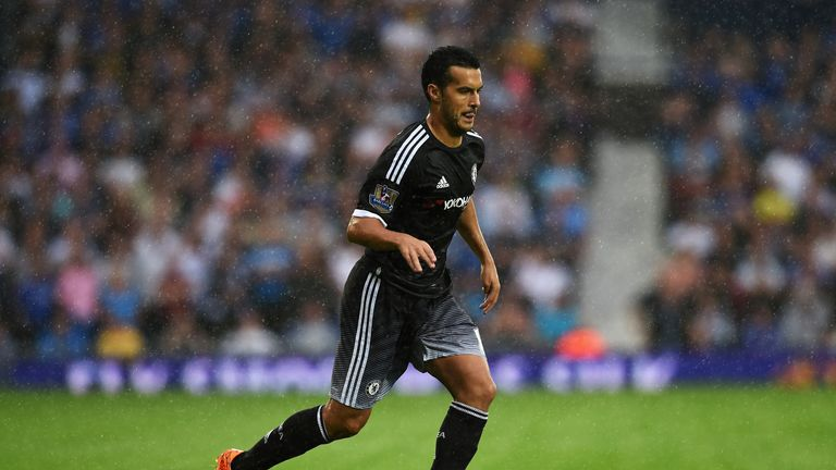 Pedro was Chelsea's biggest signing