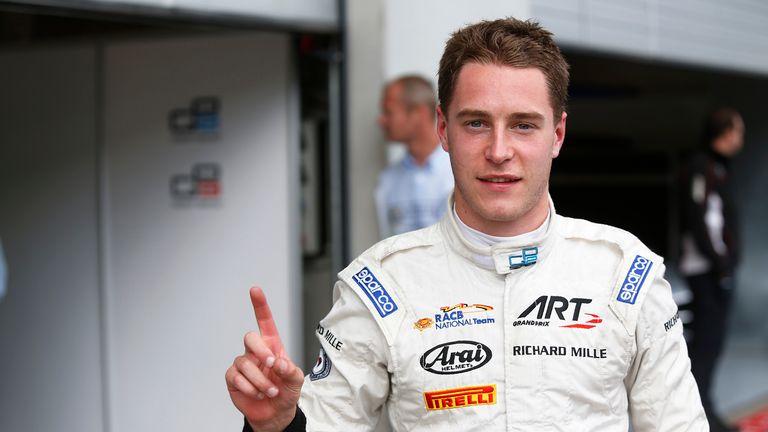 Stoffel Vandoorne: Dominating GP2 in 2015