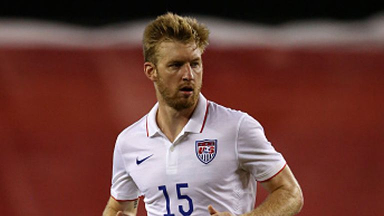 Tim Ream is a USA international with 15 caps