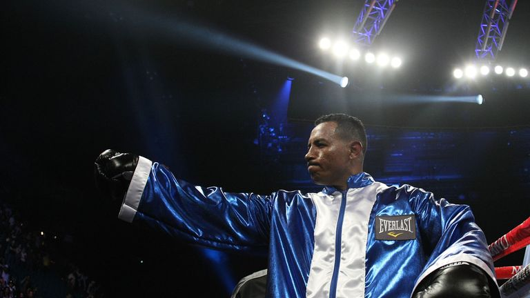 Mayorga courted controversy on Thursday for allegedly slapping Mosley's girlfriend