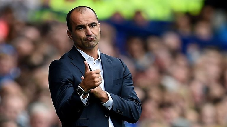Everton manager Roberto Martinez was delighted with the win over Southampton