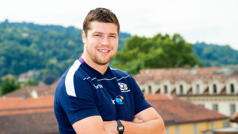 Grant Gilchrist will be joint captain of Edinburgh this season