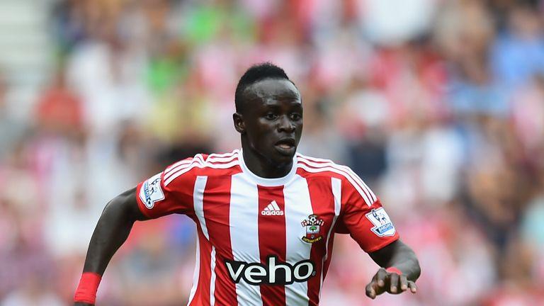 Sadio Mane remained a Southampton player
